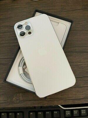 Apple iPhone 12 Pro - 128GB - Silver (T-Mobile) (Bundle)