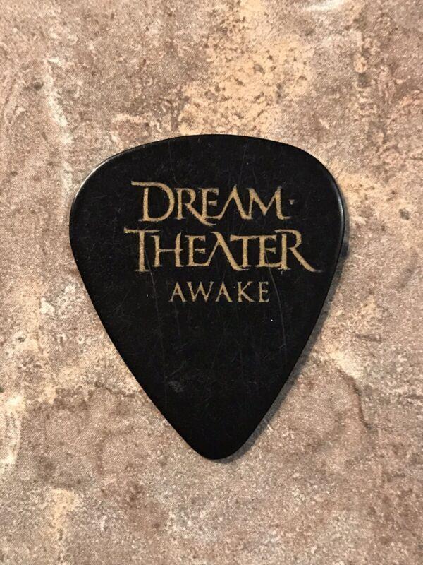Dream Theater 2004 Awake Tour Guitar Pick