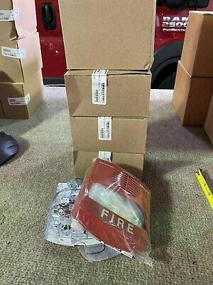 Simplex 4903-9426 Av Assy Wall Red Horn Strobe Pn 0626590 Free Ship Same Day