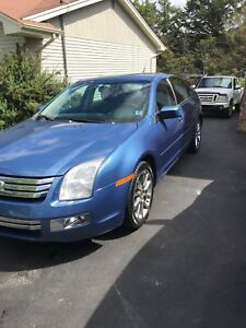 2009 Fusion SEL dealer maintained