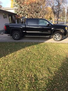 2015 GMC Sierra 6.2 all terrain LOADED