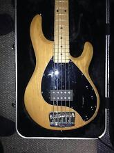 Musicman Stingray 5 String Bass Guitar (Natural) Nedlands Nedlands Area Preview