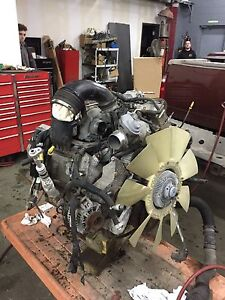 Super duty 6.4 08 10 engine for parts