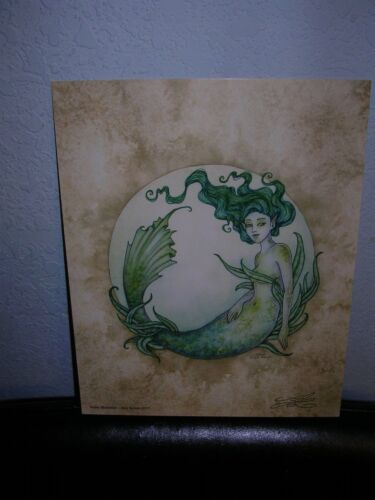 Amy Brown - Water Element - SIGNED - OUT OF PRINT