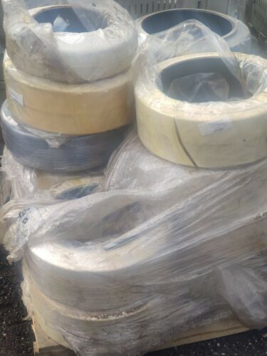Forklift hilo tires, Brand new, lots, some have rims included