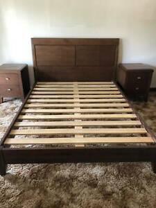 6 Pieces Queen Size bedroom Suite Delivery