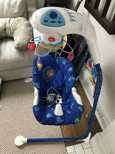 Baby Swing- Fisher Price Cradle 'n Swing $38