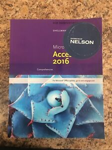 Microsoft Access 2016 Textbook