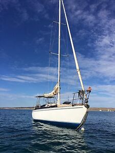 30 ft sailing yacht Fremantle Area Preview