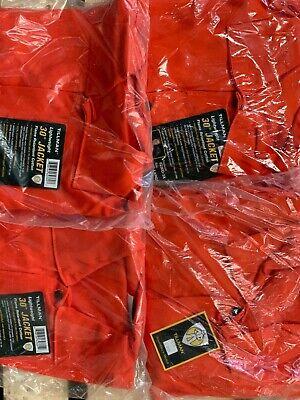 Tillman Welding Jacket 6230-d High Visibility-orange