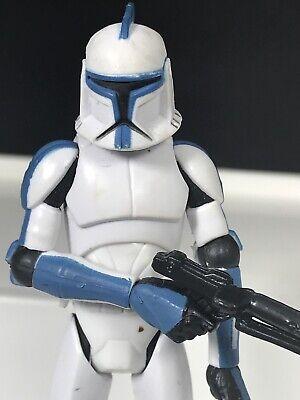 Star Wars Clone Wars 501st Walmart Exclusive  Trooper Action Figure Hasbro