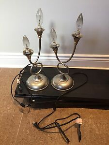 REDUCE / Table - bedroom desk lamps with light switch on/off.