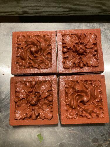 Antique Terra-cotta Victorian Brick Tiles