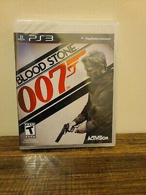 James Bond 007: Blood Stone (Sony PlayStation 3, 2010) PS3 Brand New/Sealed, usado comprar usado  Enviando para Brazil
