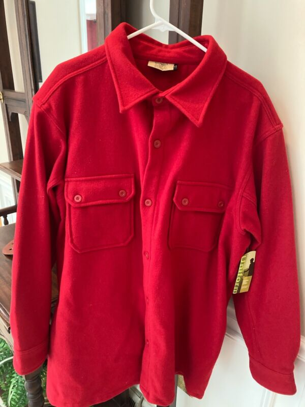 Boy Scouts of America Official Uniform Washable Wool JacShirt