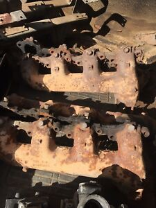 BBC truck exhaust manifolds