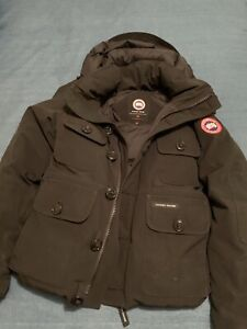 Size: Men's S, Canada Goose Selkirk Parka