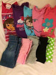 Little Girl's 3/3t Clothing