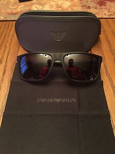 Brand new Armani polarized sunglasses
