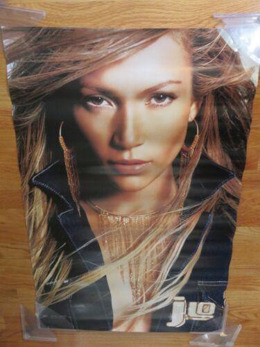 2001 J LO JENNIFER LOPEZ Epic Sony Promotional Poster