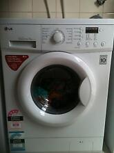 LG front load washing machine 7 kg Brighton Bayside Area Preview