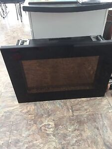 Electric fireplace NEED GONE