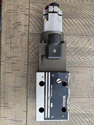 Bosch 0 811 403 001 Hydraulic Valve 315 Bar 0811403001