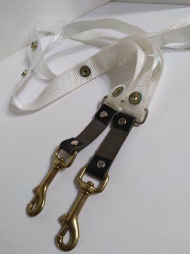 Masonic Knights Templar Belt Sling (Brass)