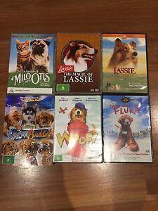 Children's DVD's Broadmeadow Newcastle Area Preview