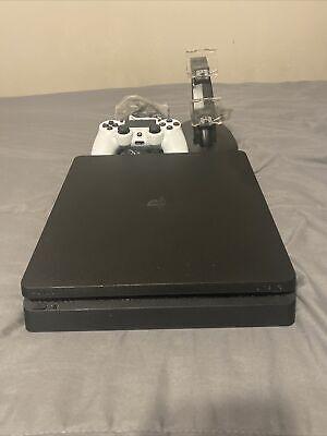 Sony PlayStation 4 (PS4) Slim 500GB Gaming Console - Black. Plus Destiny Disk