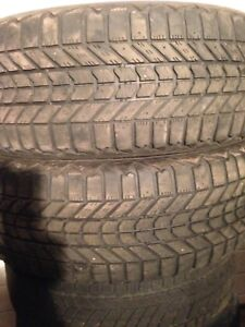 2-225/60R18 Firestone winter tires