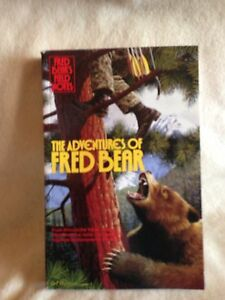 The adventures of fred bear fred bears field notes from alaska to