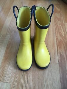 Size 11 rubber boots