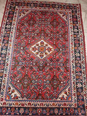 Teppich handgeknüpft 104 x 150 cm No. 08