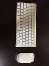 Apple Wireless keyboard and Mouse Goodna Ipswich City Preview