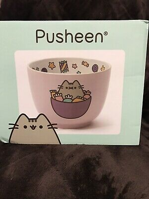 Pusheen Large Candy Bowl By Enesco Brand New Boxed #6001937