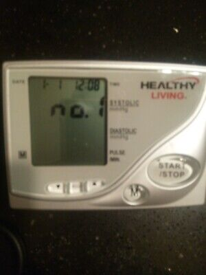 Samsung Healthy Living Blood Pressure Monitor
