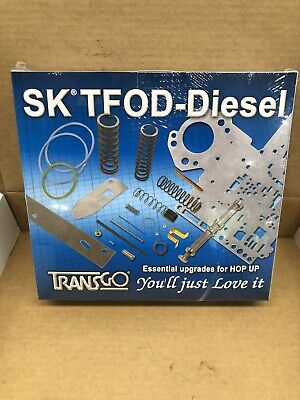 Dodge Ram Truck 46RE 47RE Transgo Performance Shift Kit W/Plate (SKTFOD-Diesel)*