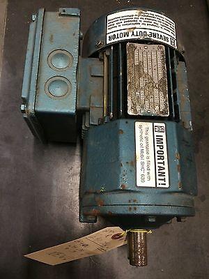 New Sew-eurodrive Gear Motor 230460v 12hp 3-ph 82 Rpm Tefc Severe Duty