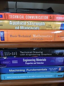 Mechanical engineering technology books