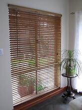 Cedar ventian blinds Coromandel Valley Morphett Vale Area Preview