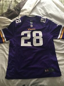Nike Minnesota Vikings football jersey size XL