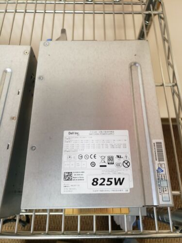DELL CVMY8 PRECISION T5600 825W SWITCHING POWER SUPPLY