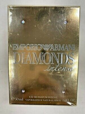 Diamonds Intense Emporio Armani perfume women 1.7 oz Eau De Parum Spray sealed B