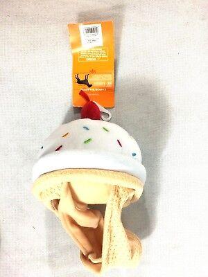 Hundebekleidung Eiscreme  Hut Kostüm XL Warm Lustiges Hunde Doggies - Lustige Kostüm Hüte