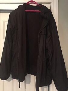 Men's black spring jacket old navy
