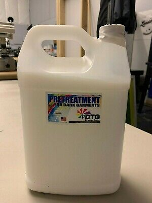 Dupont Pretreatment For Dark Garments Direct To Garment