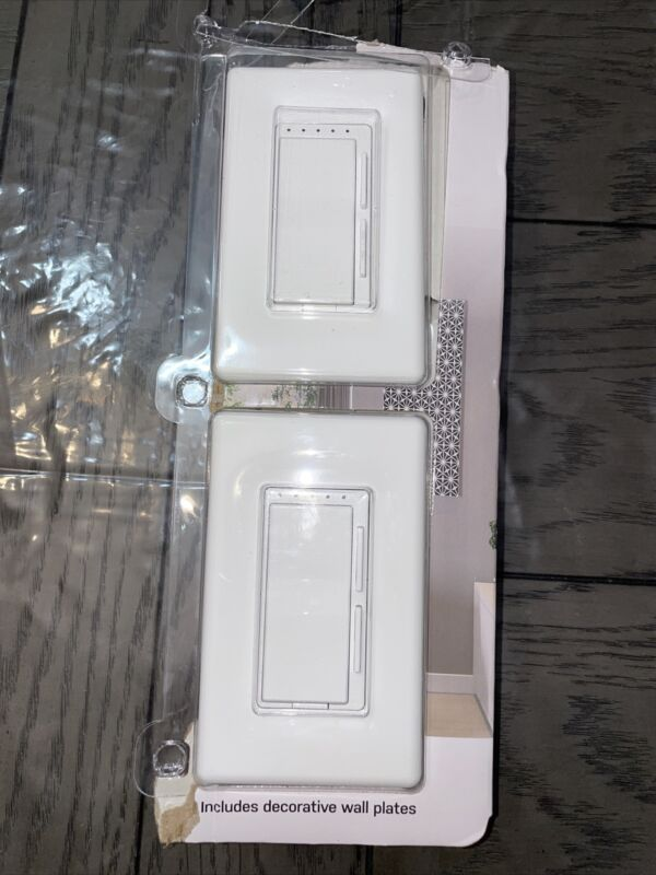 Feit Electric Wi-Fi Smart Dimmer Alexa Siri Google Assistant Pack Of 2