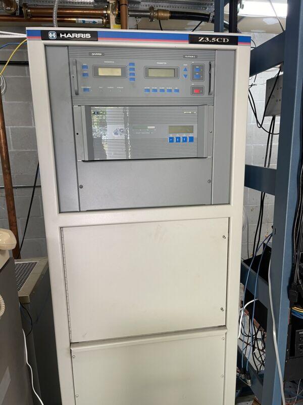 Gates FM Broadcast transmitter 4kw