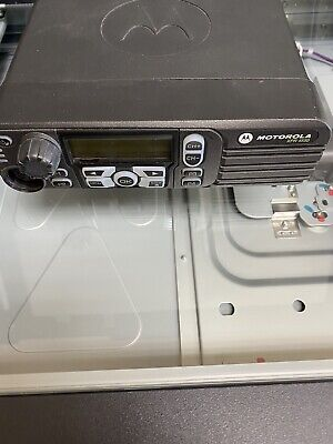 Motorola Mototrbo Xpr4550 Uhf 403-470 Mhz Used 25w With Microphone